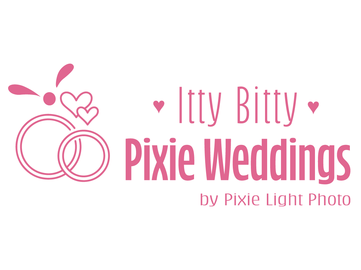 Itty Bitty Pixie Weddings